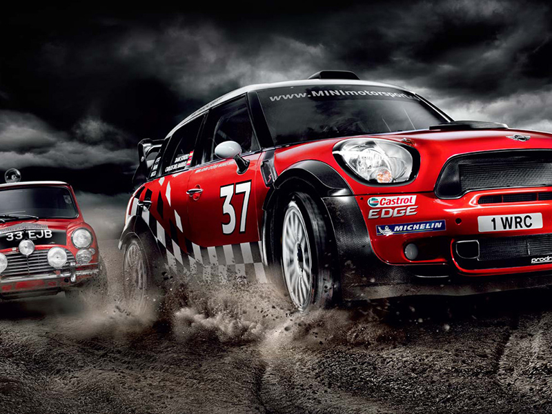 mini,motorsport,wrc,2011,2012,rally,dani,sordo,kris,meeke,john,cooper,works,countryman,david,richards
