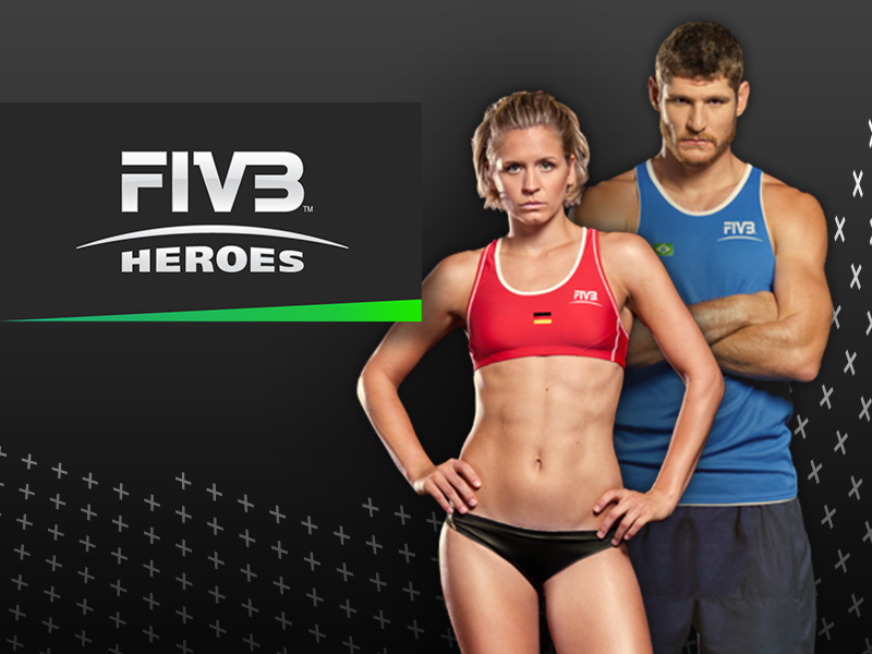 FIVB,heroes,2011,2012,2013,volleyball,beach,laura,ludwig,jonas,reckermann,julius,brink