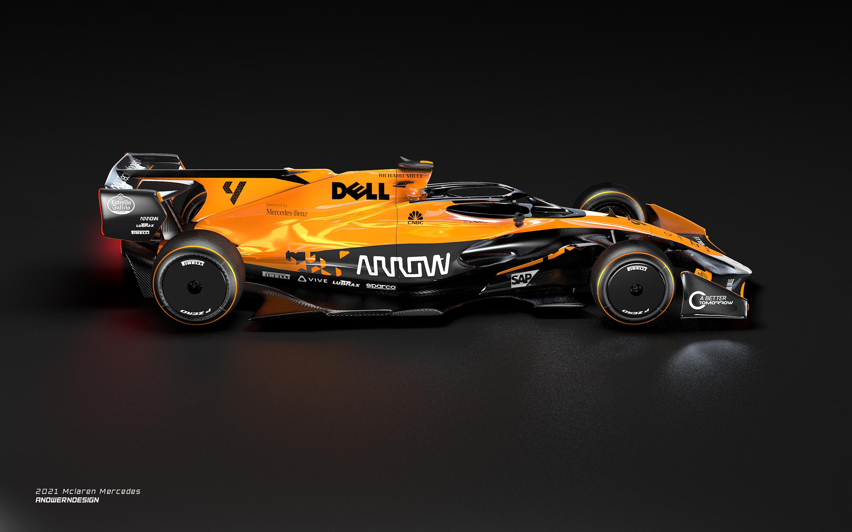 Mercedes F1 2021